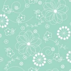14724 Kimberbell Basics Stitch Flower Wideback $38 per mt