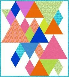 95384 End Game Quilt Pattern & Fabric Kit $138.24