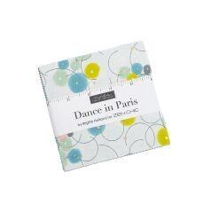 13349 Dance in Paris 1740PPM $27