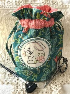 45823 Bunny Bag pattern $10