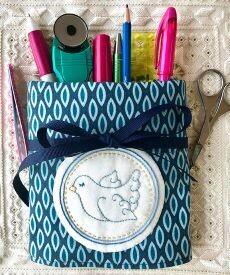 45829 Dove Tool Roll pattern $10