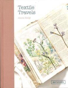 60112 Textile Travels book $39.99