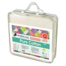 32642 Queen size Cotton Batting $69.95