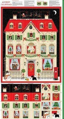 FPHAC House Advent Calendar Free Instructions