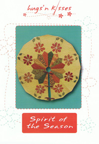 42012 Spirit of the Season Pattern $16.50