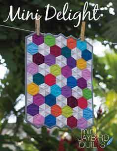 43554 Mini Delight Quilt Pattern $13.95