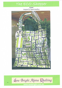 49061 The Eco Shopper Pattern $12