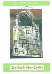 49061 The Eco Shopper Pattern $12