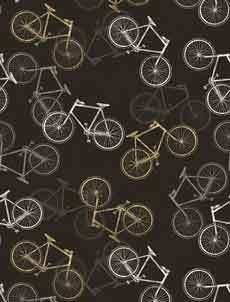 13774 Tres Graphique Bikes Black $26.60 per mt