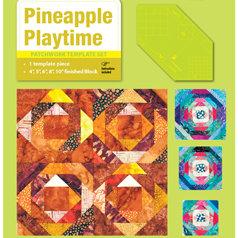 32476 Playtime Pineapple Ruler $35.50