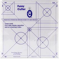 32485 Fussy Cutter Ruler $25