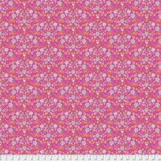 15386 Floral Folk Velma Poppy $28.80 per mt