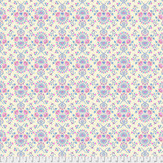 15388 Floral Folk Lucinda Lee Poppy $28.80 per mt