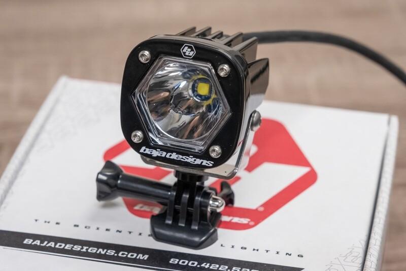 Helmet Light Kit