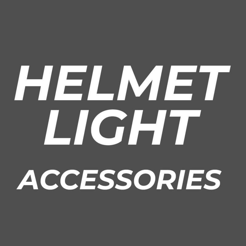 Helmet Light Accessories