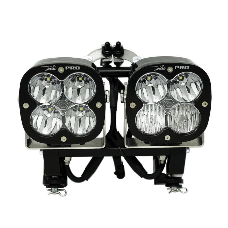 Baja Designs XL Pro Dual Race Light Setup