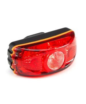 Blinking Red Safety Light