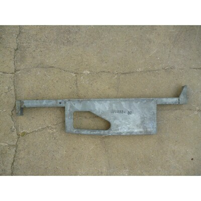 Bagheera Series One Early Front Right Steel