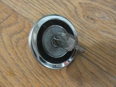 Bagheera Filler Cap with 2 Keys