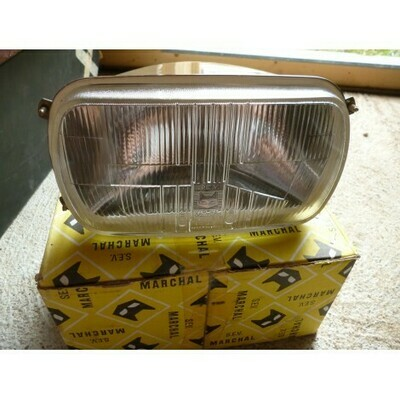 Headlamp for M530 and Bagheera