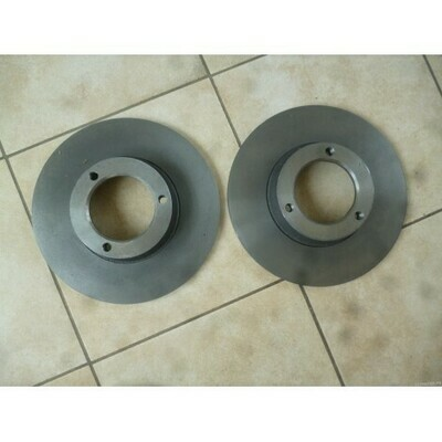 Set of 2 Brake Discs Matra M530