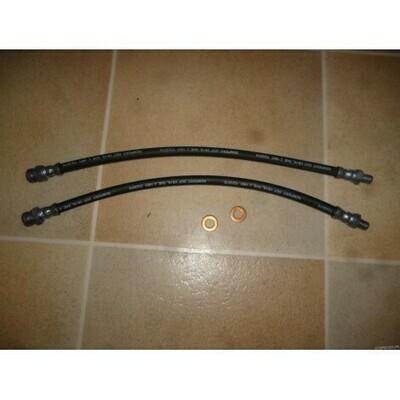 Front Brake Hoses M530