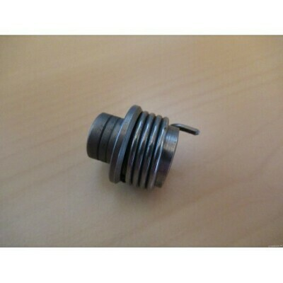 Shaft with Spring for Rear Caliper Piston M530