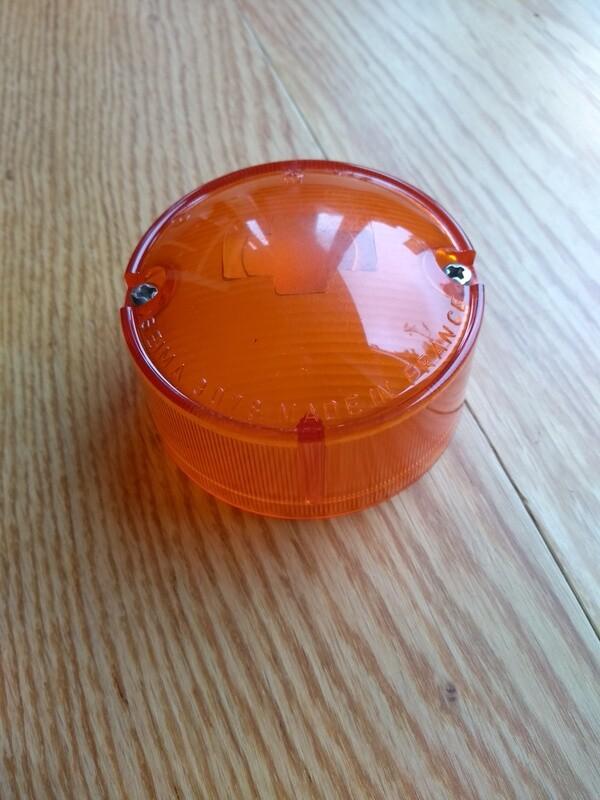 M530 Rear Light Orange