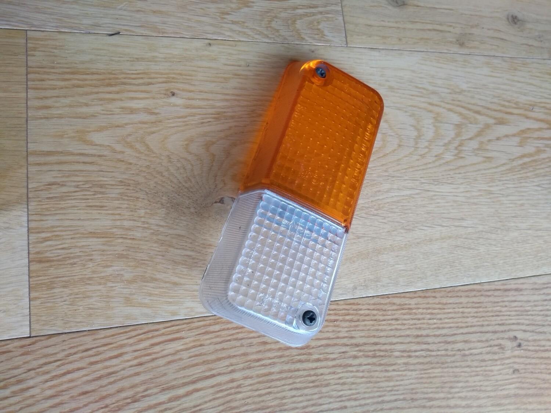 Front Sidelamp Indicator Lens Murena Passenger