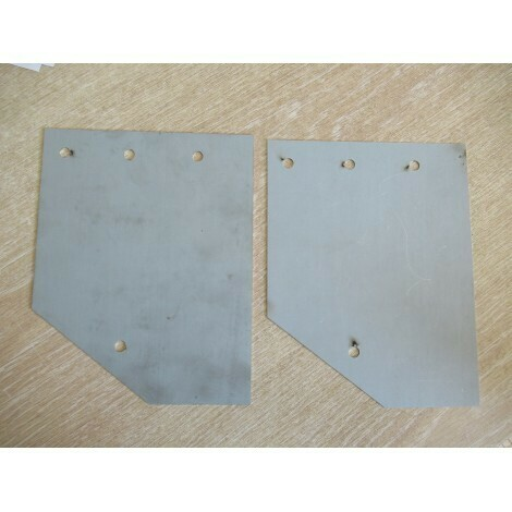 Wheel Arch Support Brackets Rear M530 (Pair)