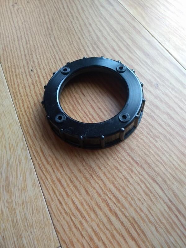 Locking Ring for Glass Header Tank Bagheera and Rancho