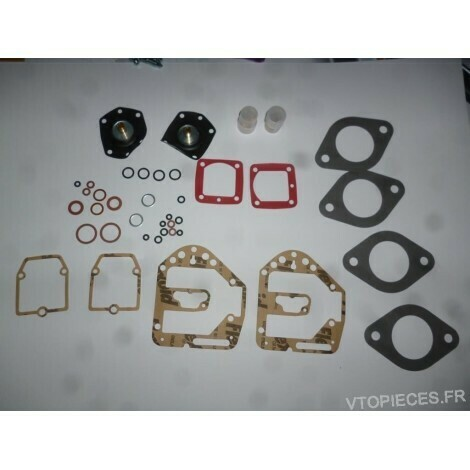Repair Kit for Twin Solex C40 ADDHE Murena 2.2S