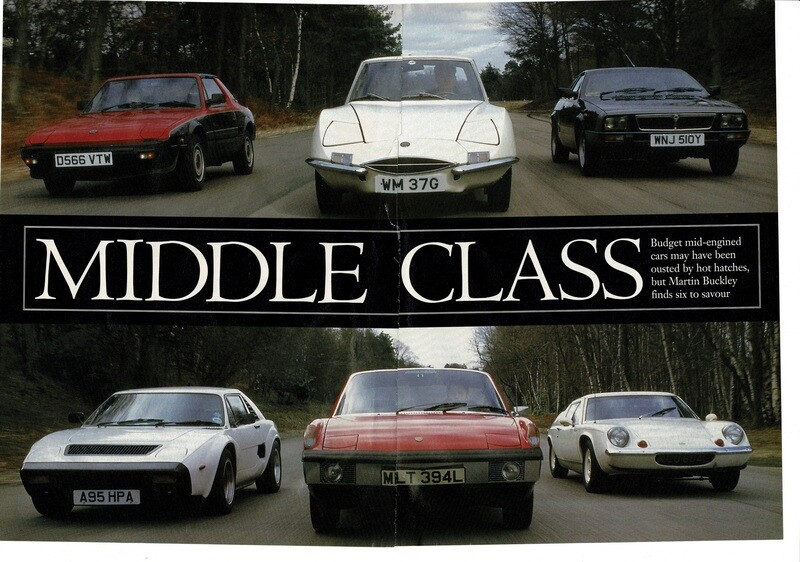Classic and Sports Car May 1997