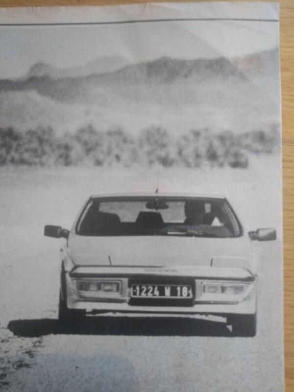 LJKS on Murena Car May 1981