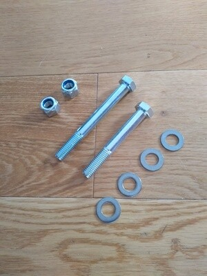 Trailing Arm Bolts in Zinc Plated High Tensile Steel