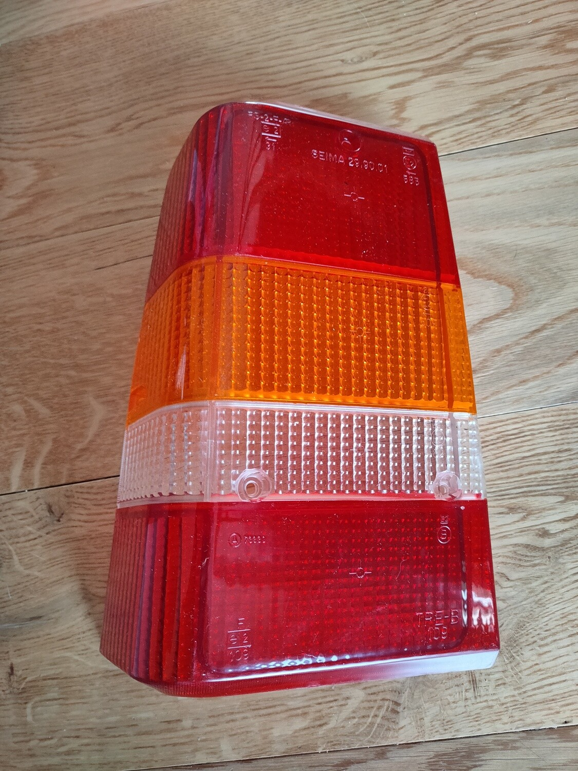 Rancho Rear Light Lens Left Side