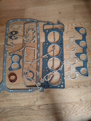 Full Engine Gasket Set Including Murena Sump 2.2