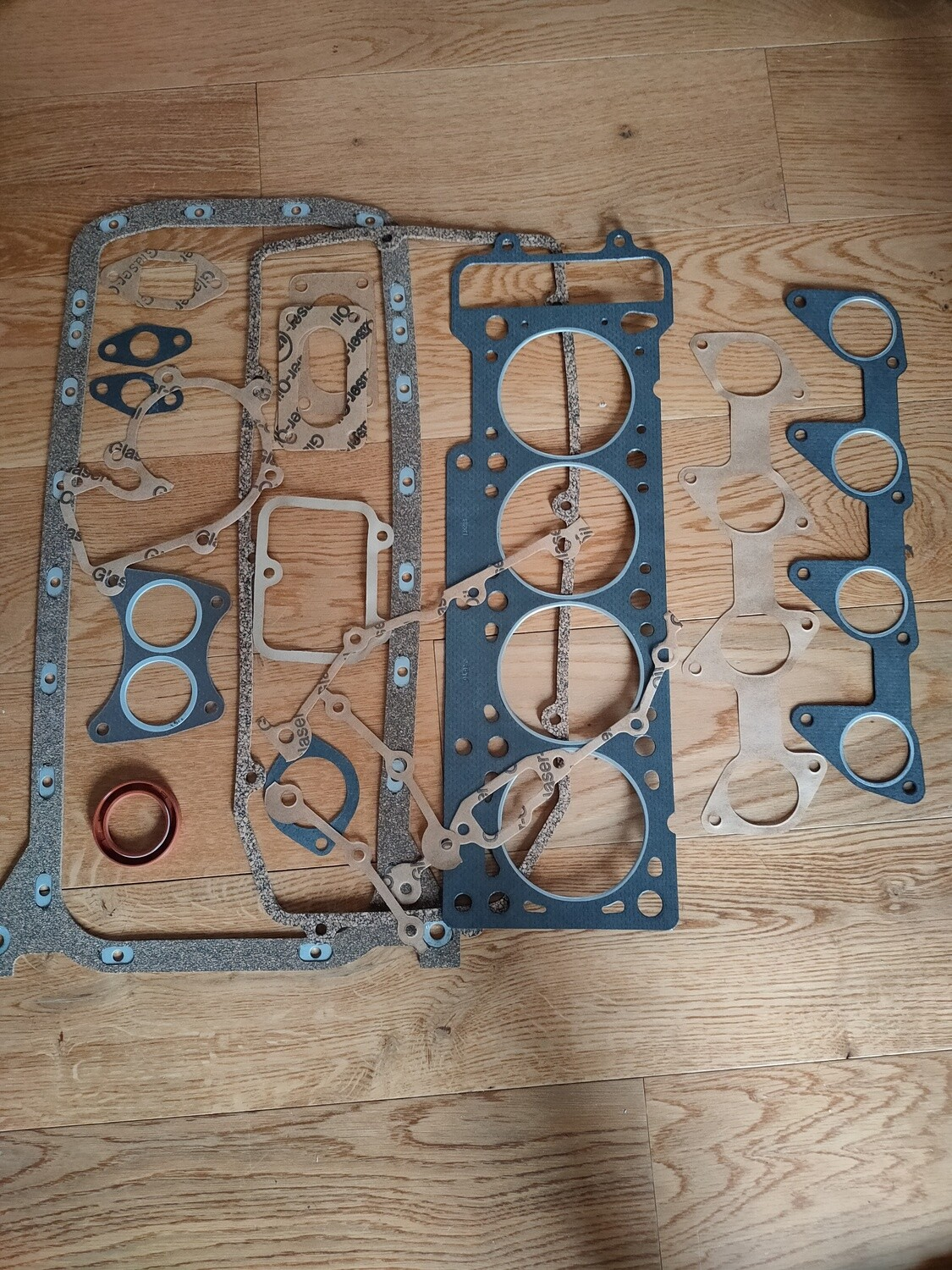 Full Engine Gasket Set excluding sump 2.2