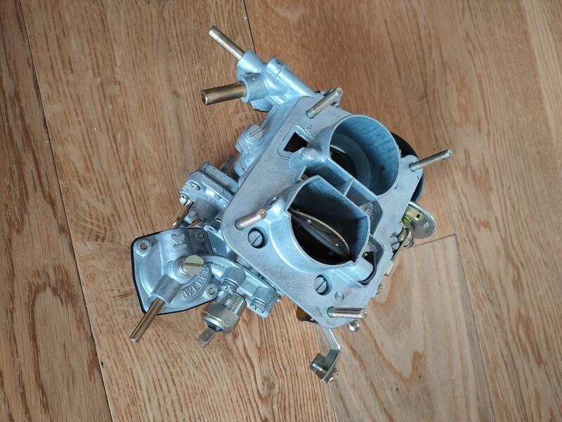 Weber 34 DMTR for Murena 2.2