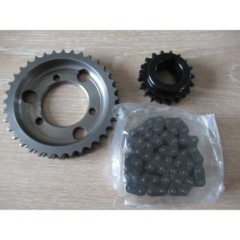 Timing Chain and Sprockets Bagheera and 1.6