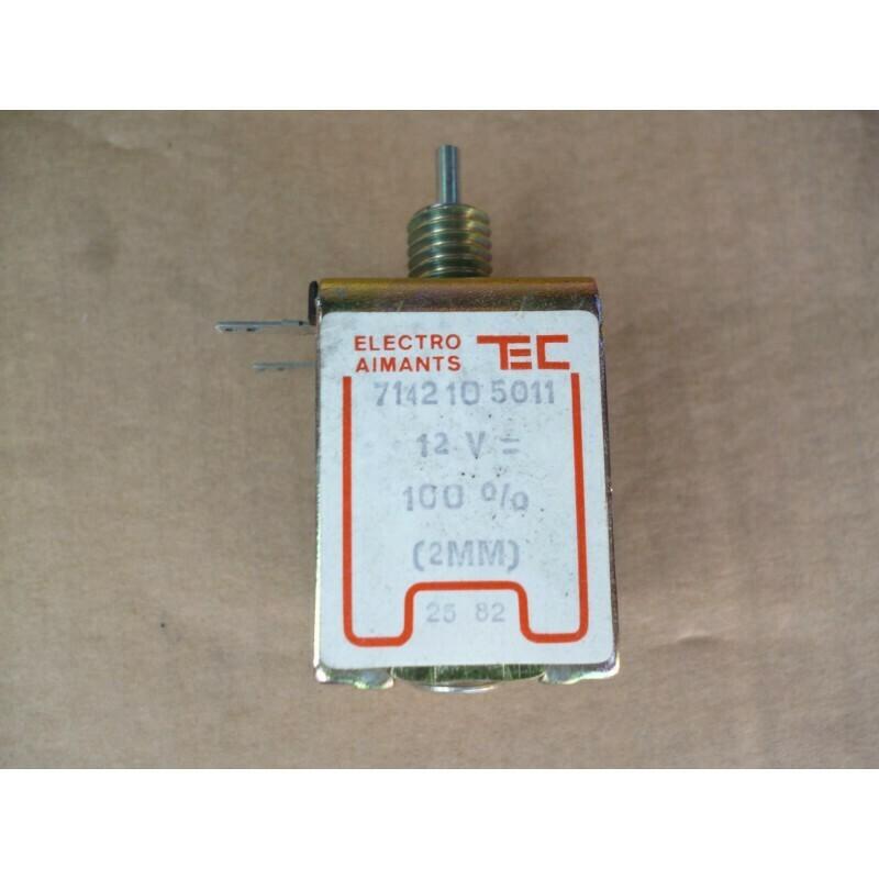 Headlamp Vacuum Switch Relay