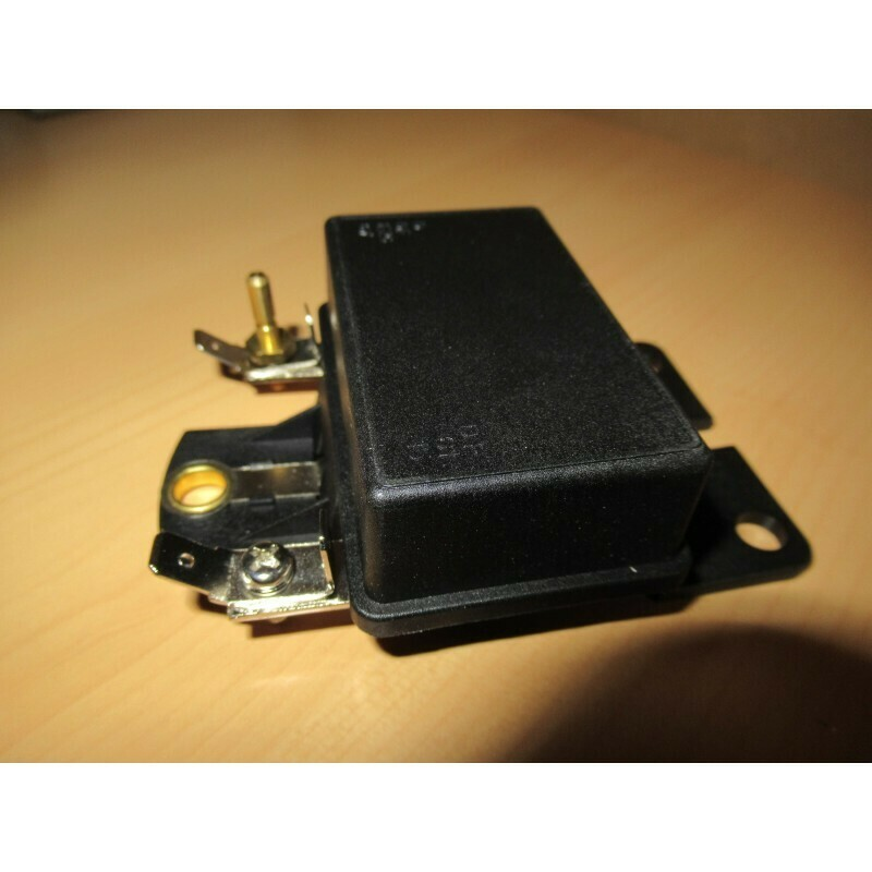 One Phase Regulator for Bagheera S1 to Chassis C23475 1976