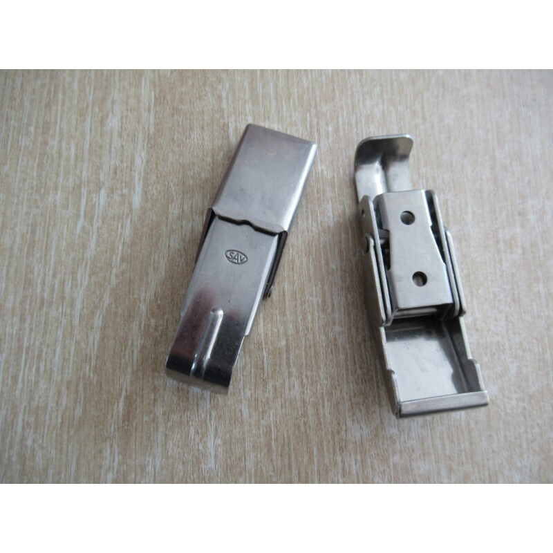 Over Centre Clips for Engine Cover M530 (Pair)