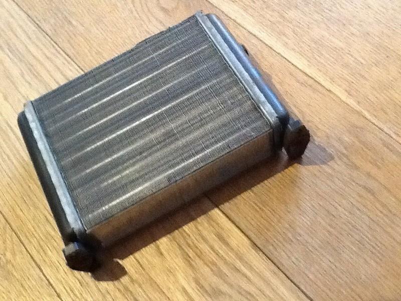 Heater Matrix Murena - Used