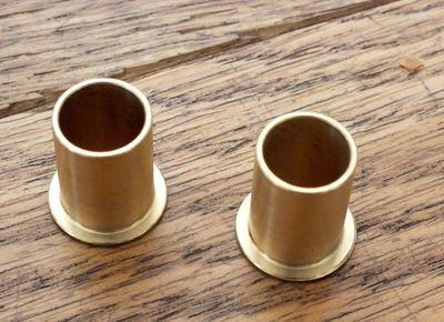Gearbox Relay Bushes in Phosphor Bronze (pair)