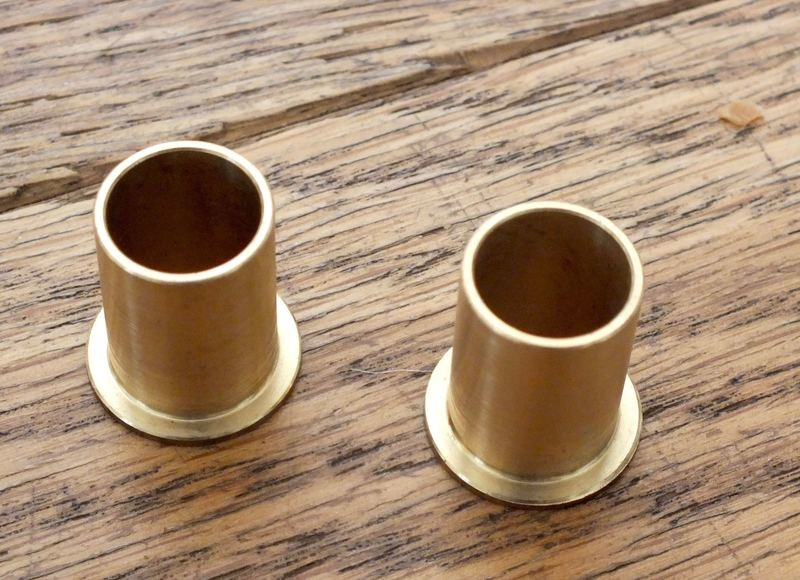 Gearbox Relay Bushes in Phosphor Bronze (pair)