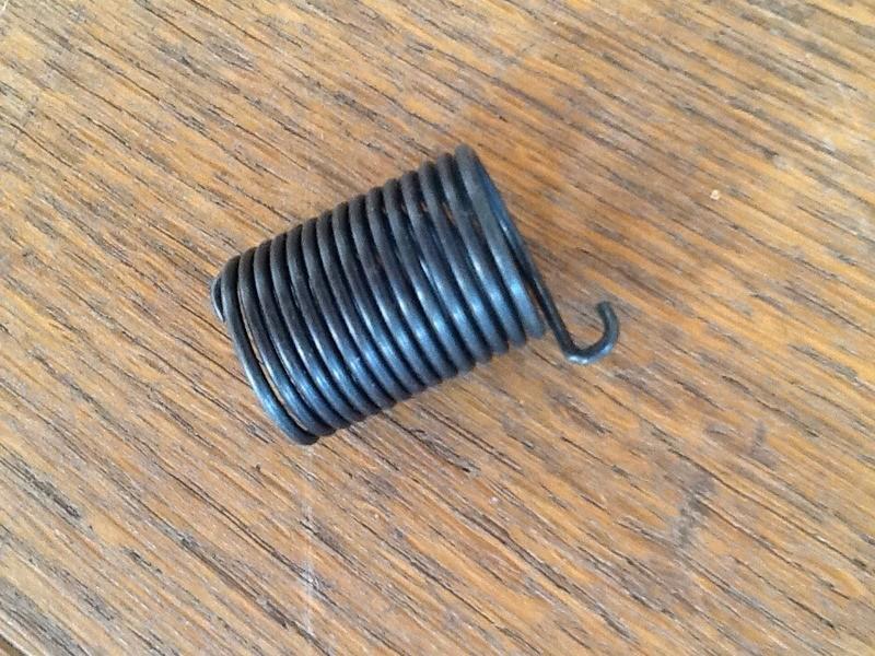 Accelerator Cable Return Spring Murena 2.2S