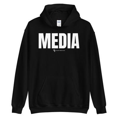 """""""MEDIA"""" Unisex Hoodie"""