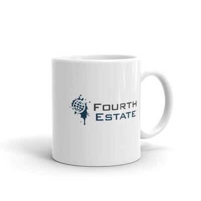 Fourth Estate® Logo Mug