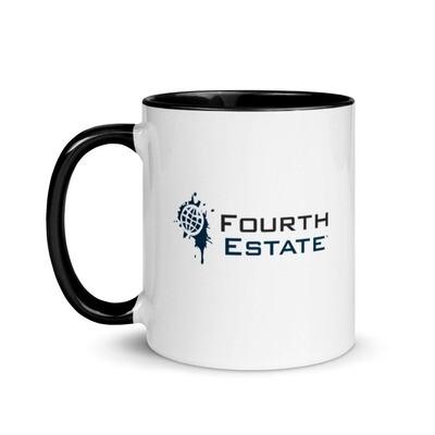 Fourth Estate® Color Logo Mug